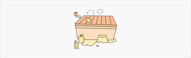 風呂・トイレ | 無理のない省エネ節約 | 家庭向け省エネ関連情報 | 省エネポータルサイト